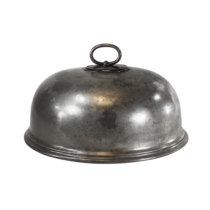 Sheffield Pewter Meat Dome